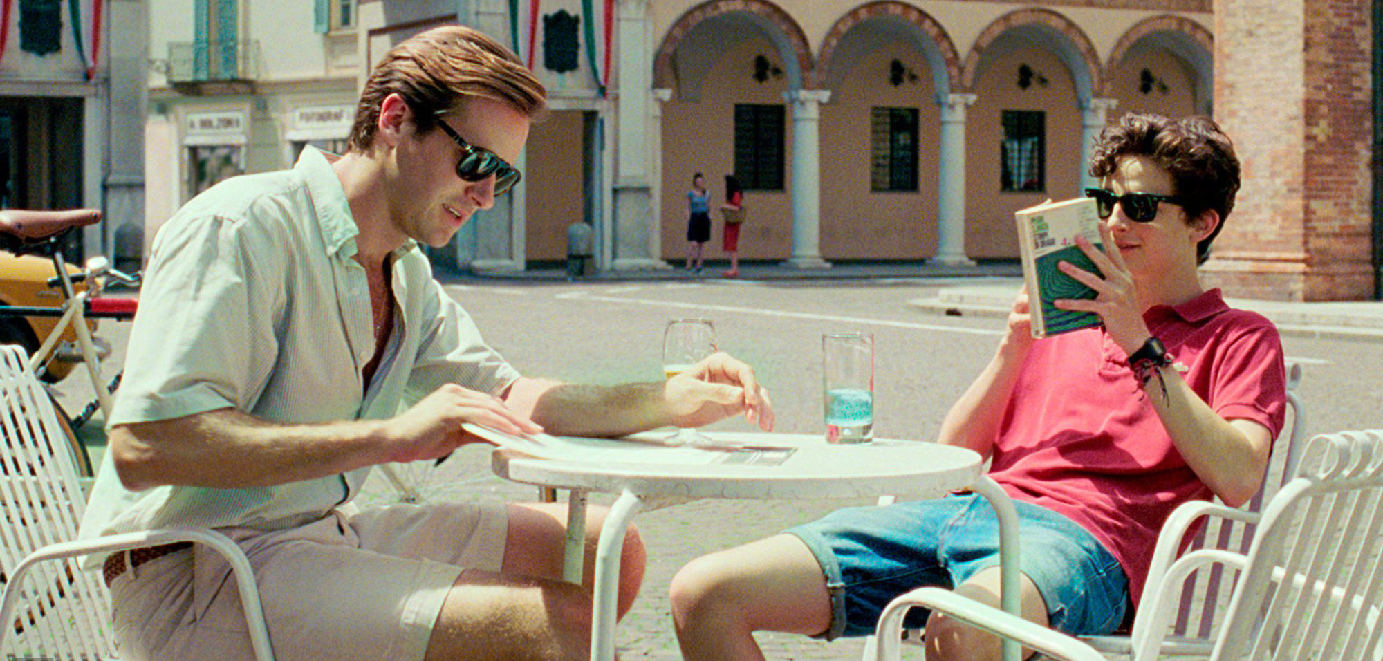 Call Me By Your Name film still