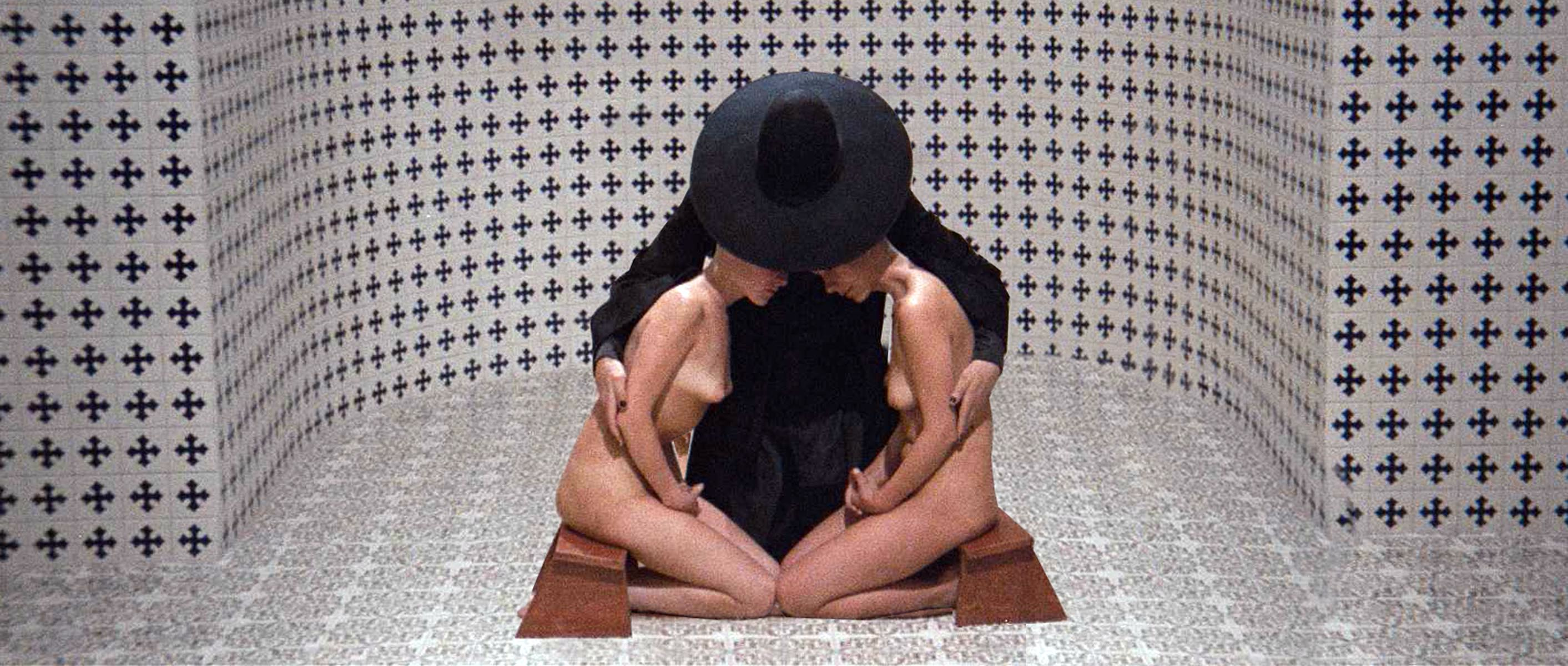 Still from Jodorowsky's Holy Mountain