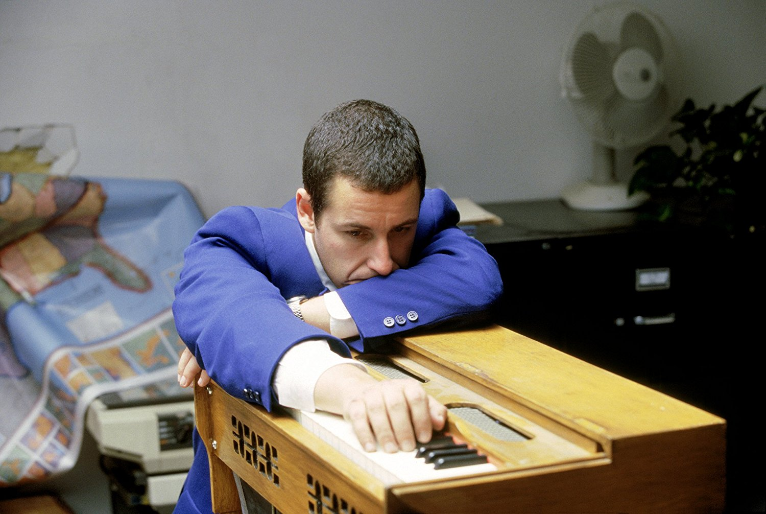 Adam Sandler in Punch Drunk Love