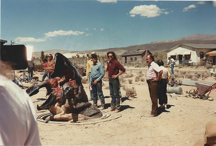 Graboid from Tremors