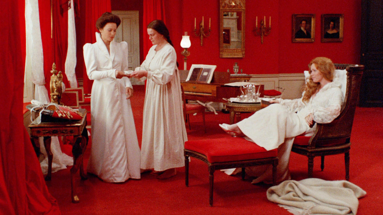 Cries and Whispers - Ingmar Bergman