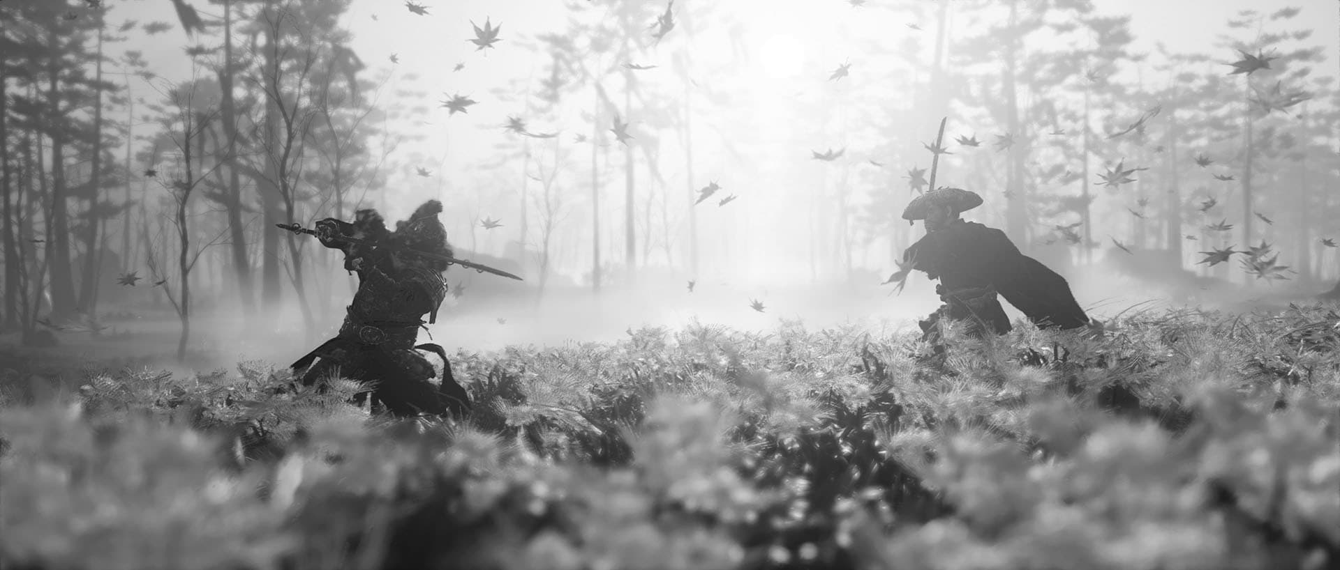 Kurosawa Mode in Ghost of Tsushima