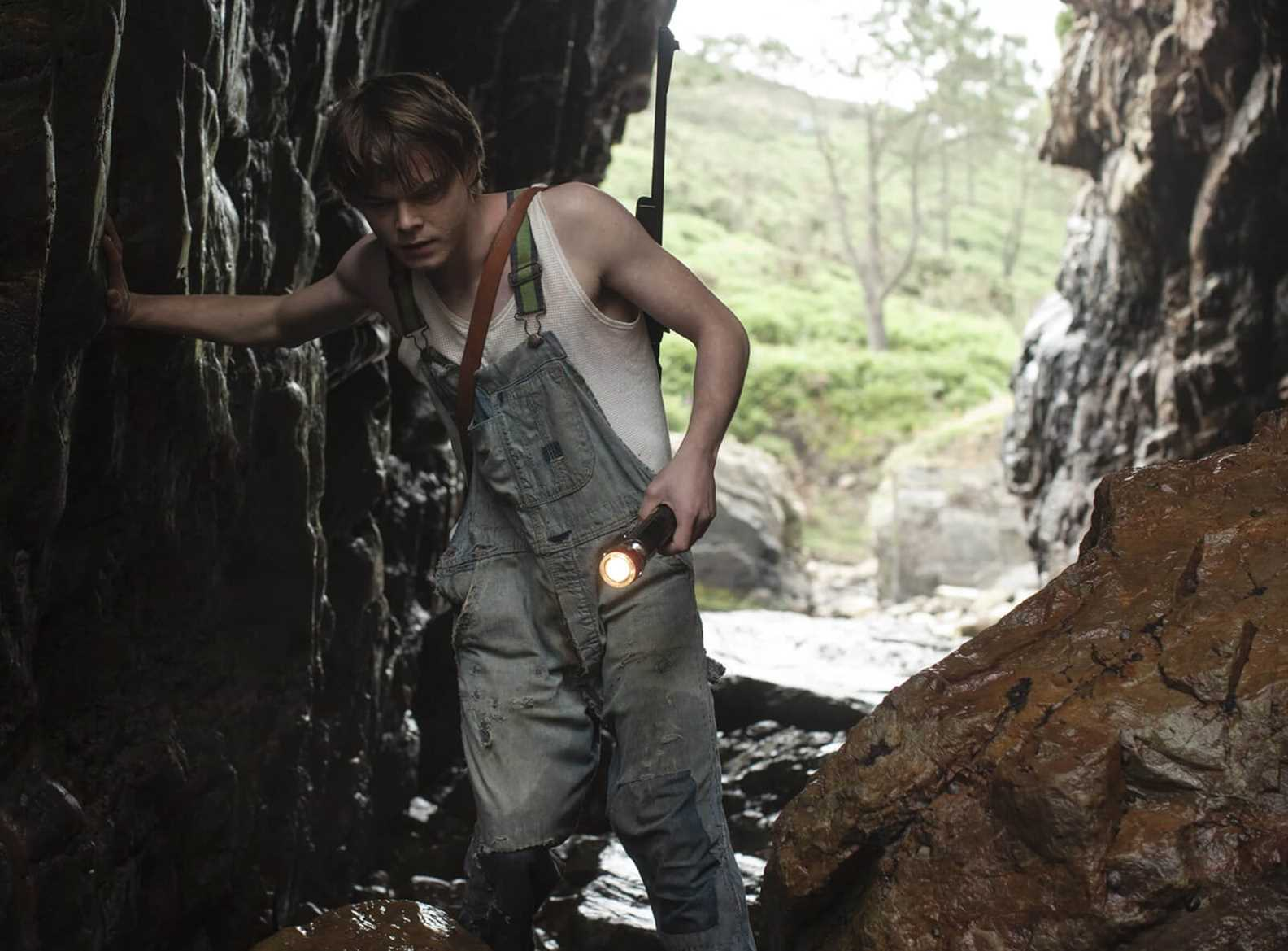 Charlie Heaton in The Secret of Marrowbone